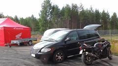 DSCN9318b (Holtsun napsut) Tags: motorg moottoripyörä ajo harjoittelu kesä päivä racing circuit track rata moottori summer day suomi finland kemora veteli org