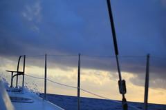 TRANSAT2014-DAY_02-02 (PedroEA.) Tags: ocean sunset sea mar atlantic sail vela passage crusing navegar navigation atlantico velejar