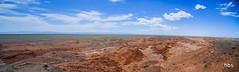 SOME DAYS IN THE GOBI DESERT (Hctor Borrs Segarra) Tags: paisajes landscapes desert natural mongolia viajes verano desierto summertime gobi