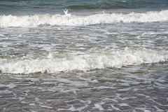 Waves (ggallenb) Tags: sea beach water strand wasser baltic ostsee froth gischt
