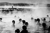 Chilly Morning in the Hot Springs (csztova) Tags: bw hot southamerica sunrise bolivia steam springs backlit blackwhitephotos bestofbw nikond7000