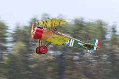 Sopwith Camel, Kindernay's Flying Circus (Smokeon! Aviation Photo Crew) Tags: flying circus iww bleriot fokker sopwithcamel nowytarg eindecker skrzydlawielkiejwojny kindernay