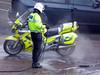 Yamaha FJR,  HQ Gwent Police, Croesyceiliog, Cwmbran 30 August 2014