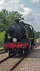 1638 (JOHN BRACE) Tags: 1931 railway loco class steam east southern u railways bluebell 260 maunsell 1638 grinstead