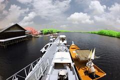 Kuala Semeling in infraRed. (Kamaruz Zaman) Tags: autumn canon infrared colourful falsecolour canonphotography artofnature infraredcolour canon7d autumninfrared autumnbyazamalwi