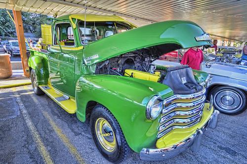 Claremont Farm Classic Car Show
