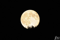 July Super Moon (cebuphotographer) Tags: moon utah pcc nikoncapturenx nikond300 sigma50500mmf4563os