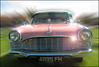 Sheila's Wheels (Aimless Alliterations) Tags: pink cars somerset pse westonsupermare photoshopelements canonpowershota610 vauxhallcrestapa