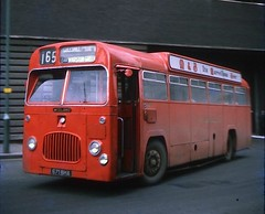 671BHA (21c101) Tags: 1969 birmingham 1957 busstation bullring s14 midlandred bmmo 671bha