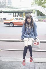 (BlueJeff) Tags: travel jeff japan tokyo shibuya   nina