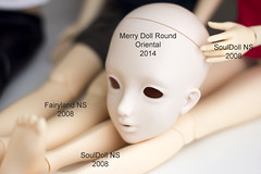 My Merry is finally here! (Ryina) Tags: doll skin round normal merry oriental 2008 fairyland mdr 2014 souldoll dollshe merrydollround