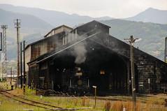 SL Hitoyoshi (KOKONIS) Tags: travel building japan train nikon asia railway jr steam transportation  locomotive  kyushu     jrkyushu hitoyoshi d300s mrgniqq
