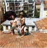 (1972 )Rue d'Angleterre, n°14- Nice 06000, France (UBU ♛) Tags: kodak blues 1972 pellicola analogico imieiamicipittori ©ubu blutristezza unamusicaintesta landscapeinblues bluubu luciombreepiccolicristalli gianniangeleri