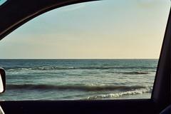 out my window. (ijarosek) Tags: film 35mm still cine 800 praktica tl5b prakticatl5b cinestill cinestill800
