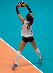 Z9186551 (roel.ubels) Tags: cup sport turkey nederland volleyball turkije volleybal oranje gelderland doetinchem 2014 nevobo