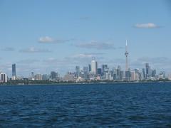 Toronto Skyline (Bev Morgan) Tags: