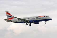 Embraer ERJ-170-100ST 170ST G-LCYH (Andy C's Pics) Tags: ba britishairways southend sen embraer170 embraer emb lsa southendairport cityflyer londonsouthend bacityflyer egmc londonsouthendairport glcyh embraererj170100st170st