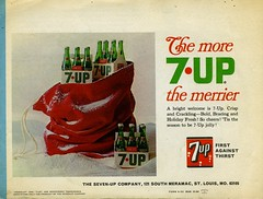 7-Up, 1966: Bright, Bold and Sparkling (8) (TheDamnMushroom) Tags: 7up