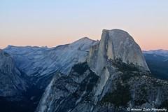 """The Mood Changes"" - Yosemite National Park (Adrienne's Travels) Tags: california dusk valley yosemite granite yosemitenationalpark glacierpoint tenayacanyon"