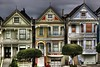 Painted Ladies (Ken Yuel Photography) Tags: sanfrancisco california victorianhomes paintedladies roadtripping historicalhomes travelamerica beautifulhomes travelcalifornia woodenhomes kenyuel explorecalifornia