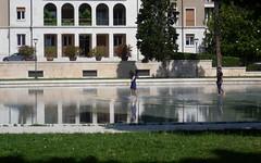 Romantic Verona III (m_artijn) Tags: park pond it verona romantic sacco vanzetti