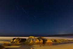 Star Trail (A.Maccioni) Tags: longexposure canon stars cornwall startrails tokina1116
