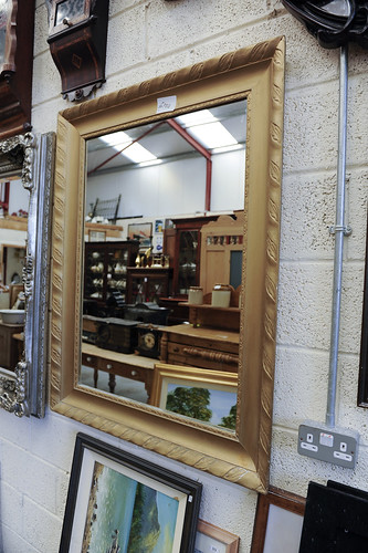 Ornate Gold Framed wall Mirror € 180