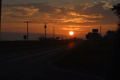 Sunrise Beauty (herenorthere35) Tags: sky cloud fall oklahoma clouds sunrise skies farmers country harvest farmer tipton tillmancounty southwestok