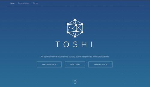 ToshiHomepage