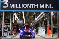 Three-millionth MINI leaves assembly line today (vordermanmotorwerks) Tags: cloud car blog fort wayne repair motor import radix vorderman werks