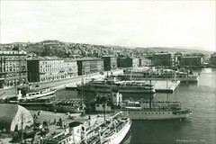 2975 R Rijeka Luka year  ~ 1959 (Morton1905) Tags: year r ~ luka 1959 rijeka 2975