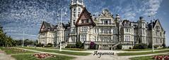 Panoramica del Palacio de la Magdalena (Enriqueargumosa) Tags: spain panoramica santander cantabria argumosa palaciodelamagdalena 1020sigma pentaxk10d