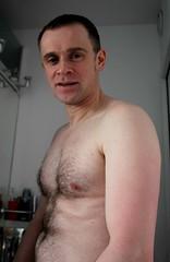 My models : Lorant (Dany_de_Paris) Tags: fkk nu nude naturist male homme poilu bear senior peludo hairy naked