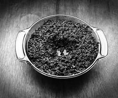 mijiu_bw (dr_scholz@ymail.com) Tags: sake mijiu ricewine fermentation glutinousrice food homecooking wine alcohol brewing canon5dmkii zeissmakroplanar50mmf2 makroplanar502ze makroplanart250 blackwhite blackandwhite studio