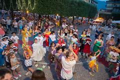 Maschere Party - Agenzia Nientedimeno Unconventional (SA) (giffonistory) Tags: 2016 46a giffoni streetfest animazioni maschereparty nientedimeno unconventional bambini balli