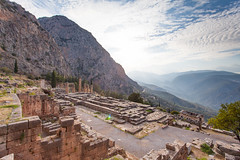 Delphi (fotoshane) Tags: delphi greece landscape fotoshane europe unesco archaelogical site travel travelphotography
