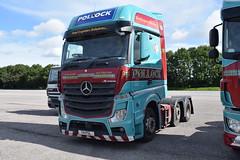 T4PSL 177 Pollock Mercedes 'Canny Scot' (graham19492000) Tags: t4psl 177 pollock mercedes cannyscott