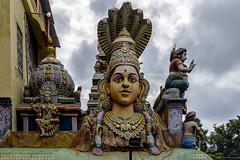 Sri Renuka Durga Parameshwari Amman Temple, Veerapillai Street, Bangalore (Anoop Negi) Tags: india bangalore bengaluru kamaraj road veerapillai street temple shot sculpture photo photography anoop negi