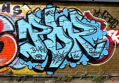 graffiti amsterdam (wojofoto) Tags: ndsm pdr graffiti amsterdam wojofoto wolfgangjosten nederland holland netherland streetart