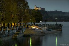 Lungolago Arona 26.10.16-0015 (Maurizio Piazzai) Tags: arona castellodiangera lago lagomaggiore lungolago