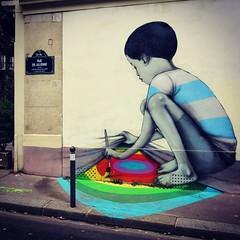 #rainbow #child #Seth - #paris #streetart #graffiti #urbanart #graffitiart #urbanart_daily #graffitiart_daily #streetarteverywhere #streetart_daily #wallart #mural #streetphotography #ilovestreetart #streetartparis #msaparis @seth_globepainter (Ferdinand 'Ferre' Feys) Tags: ifttt instagram paris france streetart artdelarue graffitiart graffiti graff urbanart urbanarte arteurbano seth