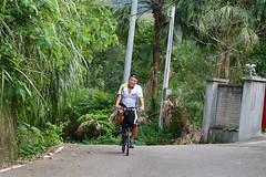 關西.阿強輕鬆到制高點 (nk@flickr) Tags: friend taiwan 新竹 20161105 台湾 cycling guanxi 阿強 hsinchu 關西 台灣 canonefm22mmf2stm