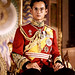 Bangkok 1960 - Thailand's King Bhumibol Adulyadej in serious portrait by John Dominis