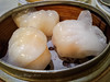 Har gow or xia jiao (Dim Sum Shrimp Dumplings) (Victor Wong (sfe-co2)) Tags: appetizer asian bamboo basket breakfast brunch cantonese chinese cuisine culture dim dish dough dumpling food fresh gao gourmet gow har hargao jiaozi lunch meal pleated shape shrimp snack starch steam steamed steamer stuffed sum tapioca traditional translucent white xiajiao yumcha indoor
