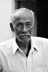 Lifetime (kissoflif3) Tags: oldman man portrait indian streetphotograph stranger blackandwhite bw wrinkles wisdom age old pune india