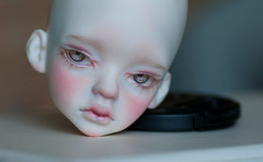 For sale (greenwolfy) Tags: bjd faceup faceupcommission makeup dim laia