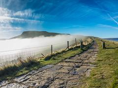 Castleton 261116-6052 (RobinD_UK) Tags: mam tor castleton peak district edale temperature inversion clouds