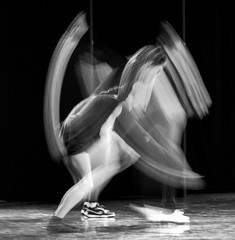 Michelle Dorrance dancers @ Work & Progress Rotunda Projects Gala (j-No) Tags: workprogress rotunda projects gala guggenheim museum ues manhattan nyc art dinner cocktails party people launch celebration celebrity vip