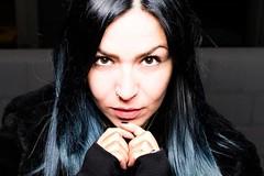 #amazing #girl #in #black - #portrait #tattoo #cold #winter #beautiful #fashion #beautiful #beauty - Thank u Ylenia ! (brotini.s) Tags: amazing girl in black portrait tattoo cold winter beautiful fashion beauty thank u ylenia