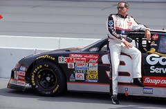 Burning rubber: The fastest NASCAR drivers of all time (stevenb.liefschultz) Tags: fontana ca unitedstates